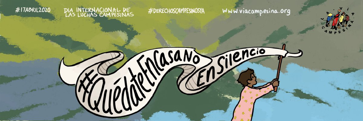 📻Baserritarren borroken nazioarteko egunagatik,  irratsaio berezia prestatu dugu @97irratia-n dugun #LuretaMurmur programan, @via_campesina-ren kidea den @carlosmarentes-i elkarrizketatuz: Ez eizue galdu! Zuzenea, 18:00tatik aurrera👇https://t.co/g5uAEEWLpf  #SOSnekazariak https://t.co/fhnrL1O3GG