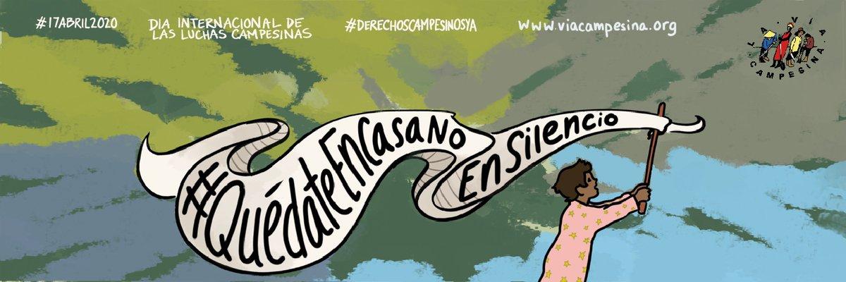 📻Hoy celebramos el Día Internacional de las Luchas Campesinas con un especial de #LuretaMurmur, nuestro programa en la @97irratia, entrevistando a @carlosmarentes miembro de @via_campesina   Escúchalo en directo a las 18:00 aquí 👇: https://t.co/g5uAEEWLpf  #SOSCampesinado https://t.co/VwBezuW4vU
