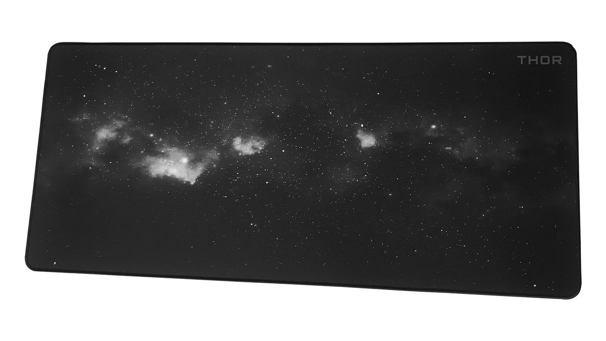 Galaxy Universe Stars Outer Space Mouse Pads Customized Made to Order Support...
