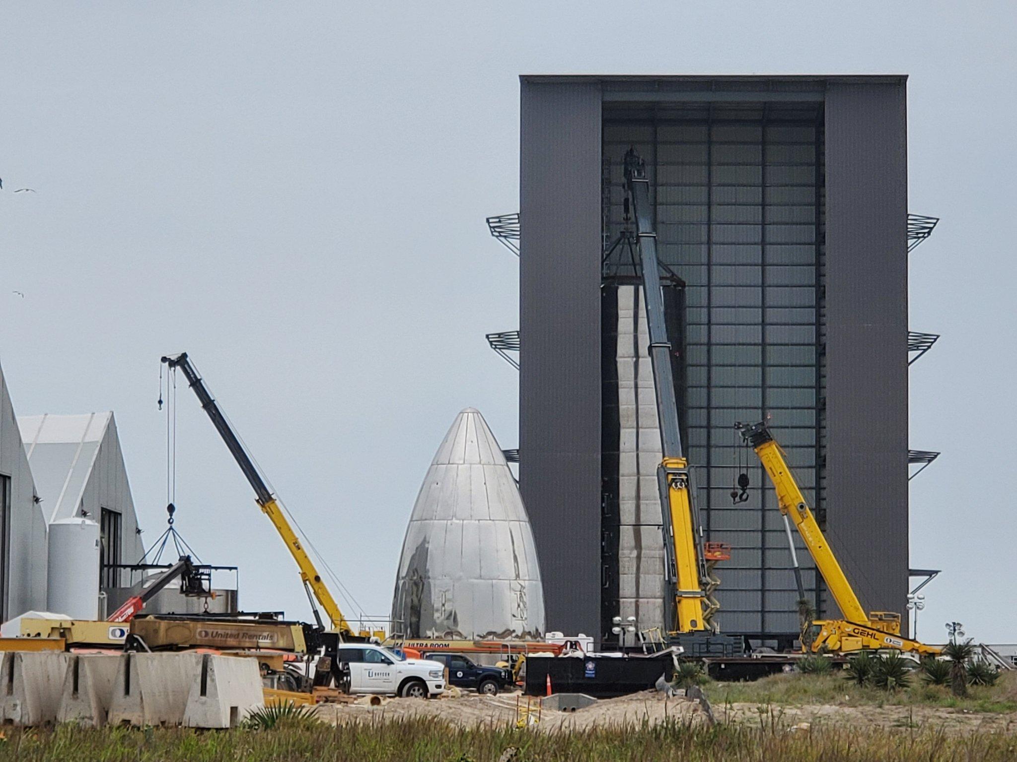 Starship SN5 (Boca Chica) EV0QJeEXkAAFC_w?format=jpg&name=large