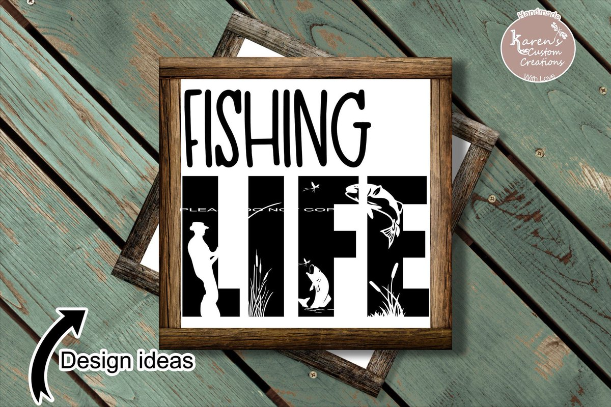 Download Shopkarenscreations On Twitter Excited To Share This Item From My Etsy Shop Fishing Life Svg Hunting And Fishing Svg Fishing Decals Fishing Png Fishing Shirts Fishing Svg