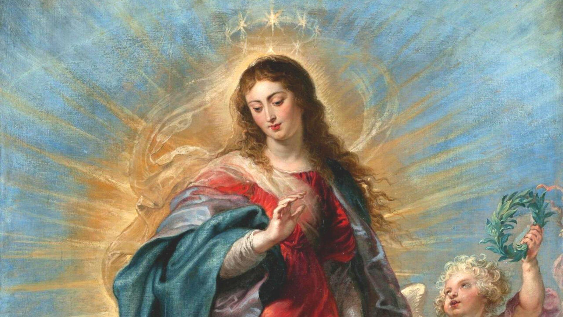 Santíssima Virgem Maria