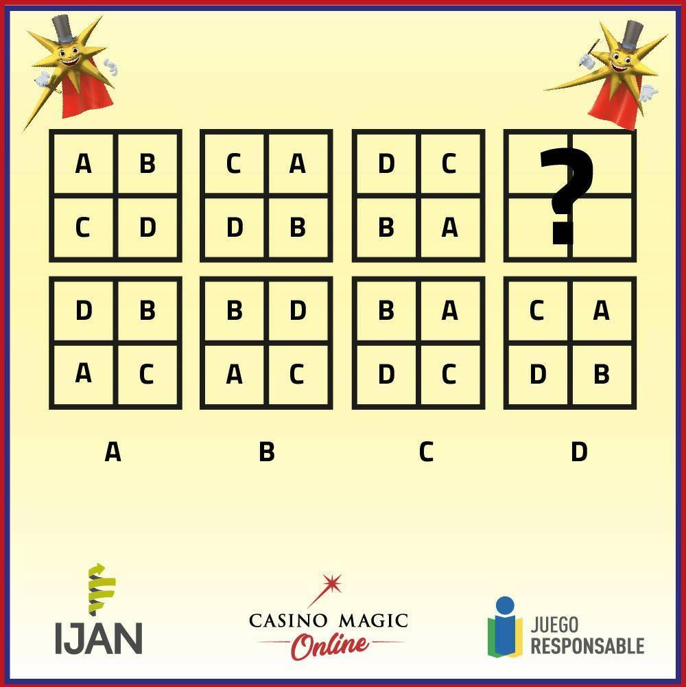 Dejá las respuestas en los comentarios! #yomequedoencasa  Recordá que podés jugar online en https://t.co/o7pDURXJcX  #CasinoMagic #Neuquen Todo lo que imaginabas y MÁS! https://t.co/G5nApyfict https://t.co/Z1YIbqPgZ3