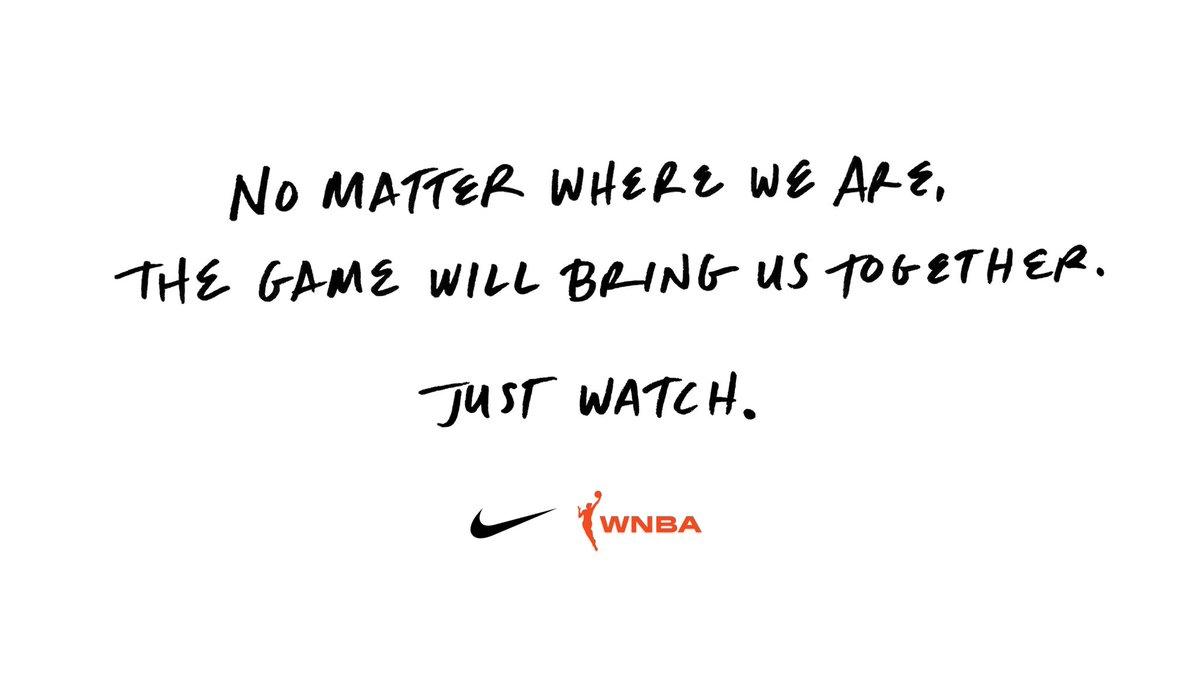#WNBADRAFT #JustDoIt goodluck ladies ! https://t.co/olBqlwUiX5