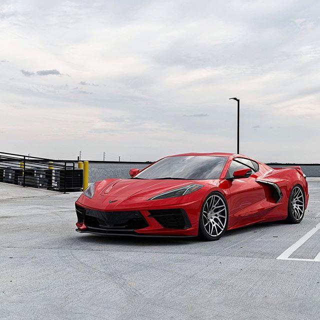 2020 C8 Corvette on Forgiato Twisted Maglia-2 Wheels ⚡️