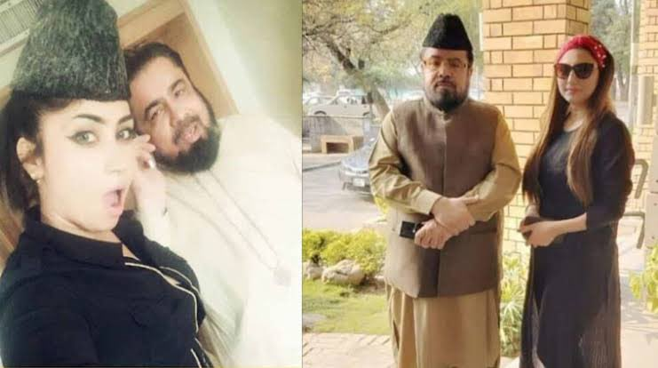 some #molvi rape underage boys & girls in Madrassa & not only that on the name of islam they kill people as well & the sad part is that no one can speak against them #MuftiQavi is 1 example in #qandeel murder case we all witnessed how he came out & now Godforbid #HareemShahpic.twitter.com/vRjuLD6j9r