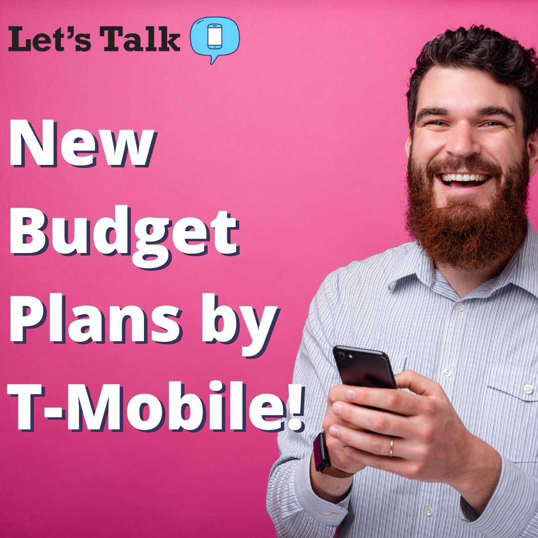 Right now is the perfect time get T-Mobile service WITHOUT paying T-Mobile prices.  https://t.co/6j3zXhKLE5 https://t.co/4mqm7WzxcK