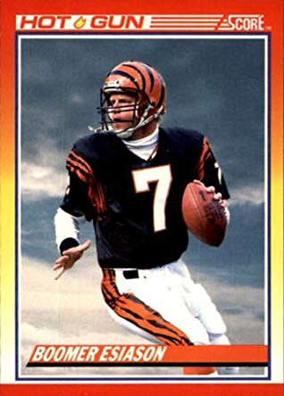 Happy Birthday Boomer Esiason!  What quarterback since 2000, is most like Boomer?