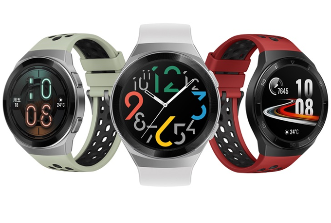 Huawei Watch GT 2e will start selling in China from April 26, 2020