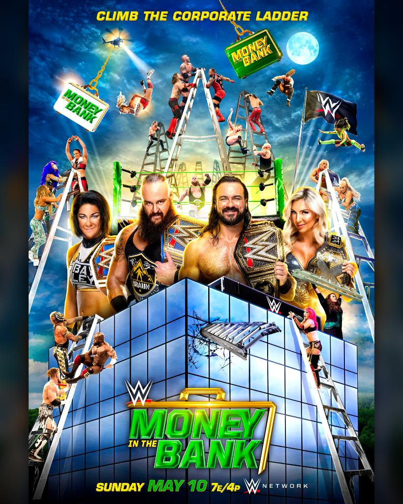 New Title Match Set Up For WWE Money In The Bank