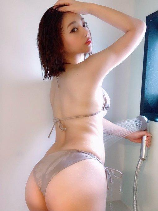 グラビアアイドル石川あんなのTwitter自撮りエロ画像44
