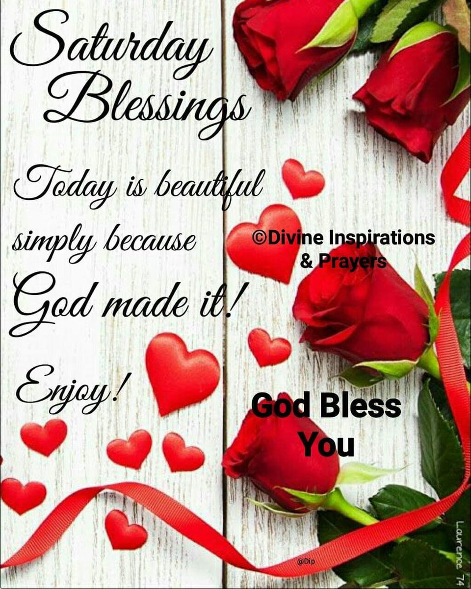 Lady D On Twitter Saturdayblessings Twitterfriends Have A Blessed Weekend