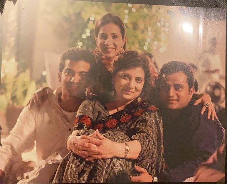 Almost 8 years since you left us. Miss you Ammi.  @ali1wahab I wish you were in this picture https://t.co/ojiQiL31Jx