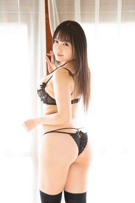 グラビアアイドルぷにたん(能美真奈)のTwitter自撮りエロ画像4