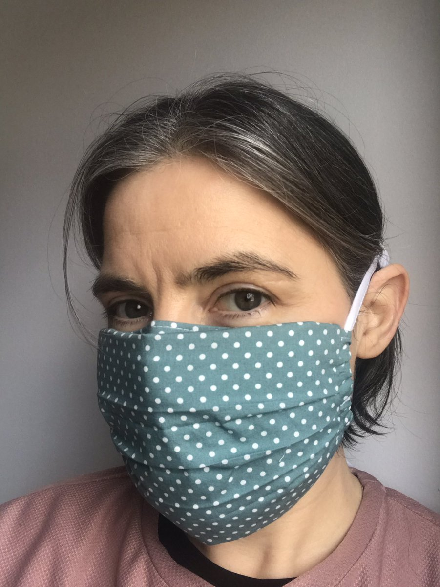 @trishgreenhalgh Best cloth mask design to be made en mass, with a universal fit, can be book washed repeatedly, that allows for the insertion of a paper/polypropylene/charcoal filter being made by this group to get masks into care homes all over the island of Ireland: facebook.com/groups/8178091…