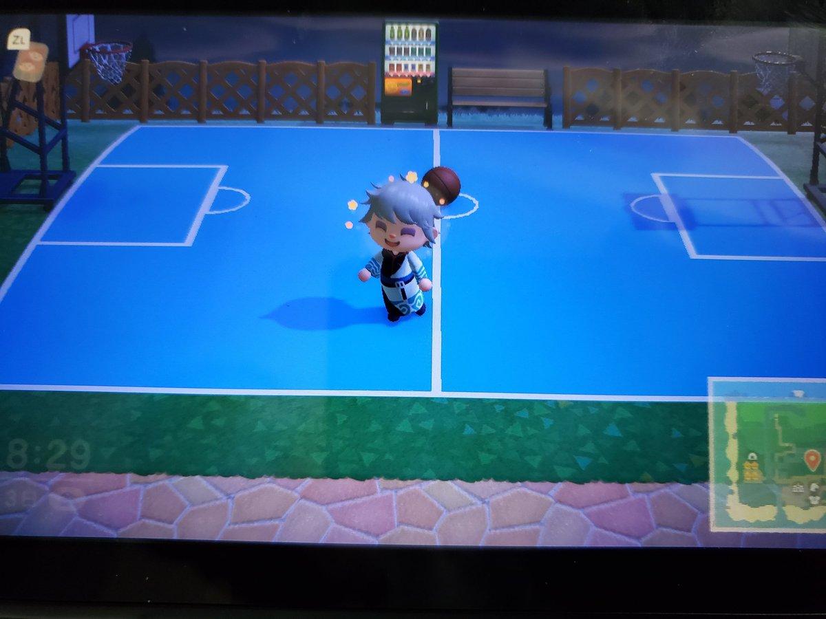 森 バスケットボール あつ