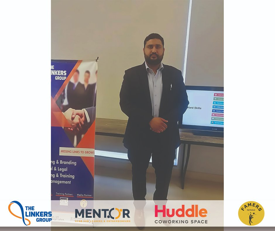 Break Barriers: Become Your Own Boss - A workshop conducted by The Linkers Group & Mentor club Lahore Chapter on February 29, 2020, trainer Mr. Faheem Qadir at Huddle CoWork   #training #freelancingfemales  #entrepreneurship  #linkers  #huddlecowork  #famers  #Mentorclublahore https://t.co/AhWnhcckCx