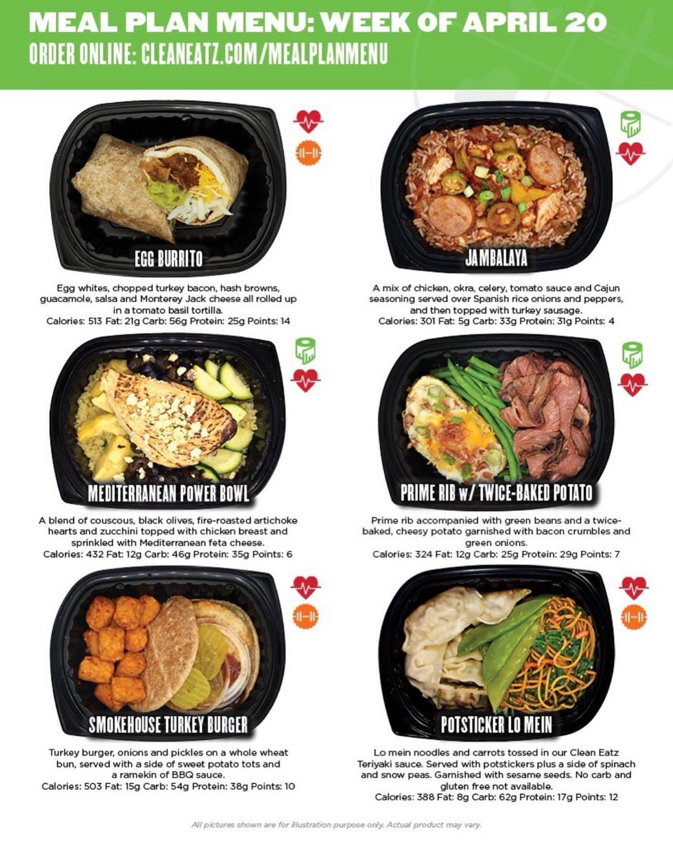 Get your meal plan orders in at https://t.co/CncbLYj3y8 before midnight Sunday and pickup begins Sunday - Tuesday at your local cafe. #cleaneatz #mealprep #mealplan #itsalifestyle #greensboronc #dgso #piedmonttriad #highpointnc #burlingtonnc #reidsvillenc #jamestownnc https://t.co/5Gf4AyX02T