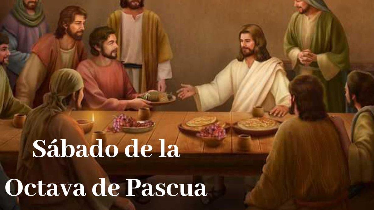 "Monseñor Víctor Masalles auf Twitter: ""Misa del Sábado de la Octava de  Pascua, 18 de Abril de 2020. https://t.co/aHuoxujopw… """