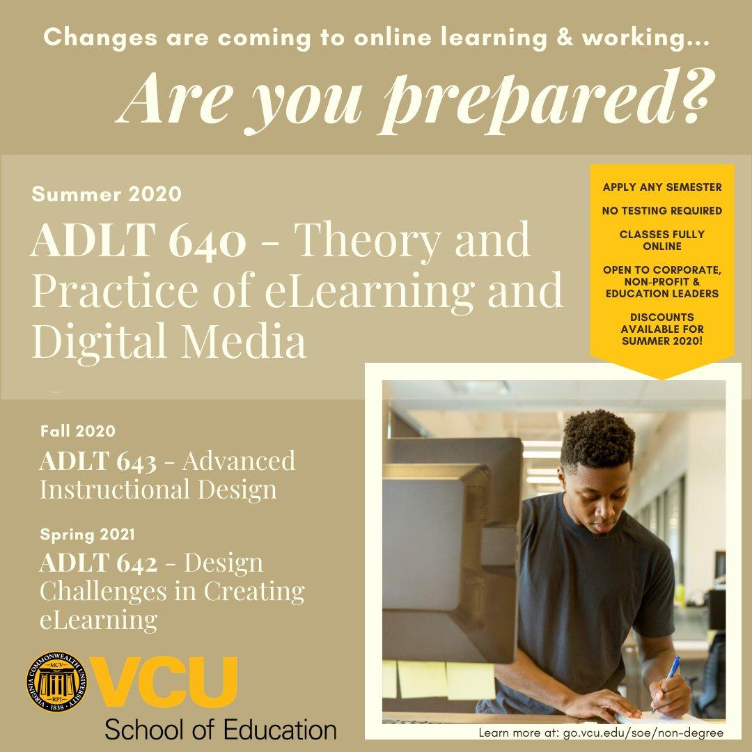 Full Directory School Of Education Vcu
