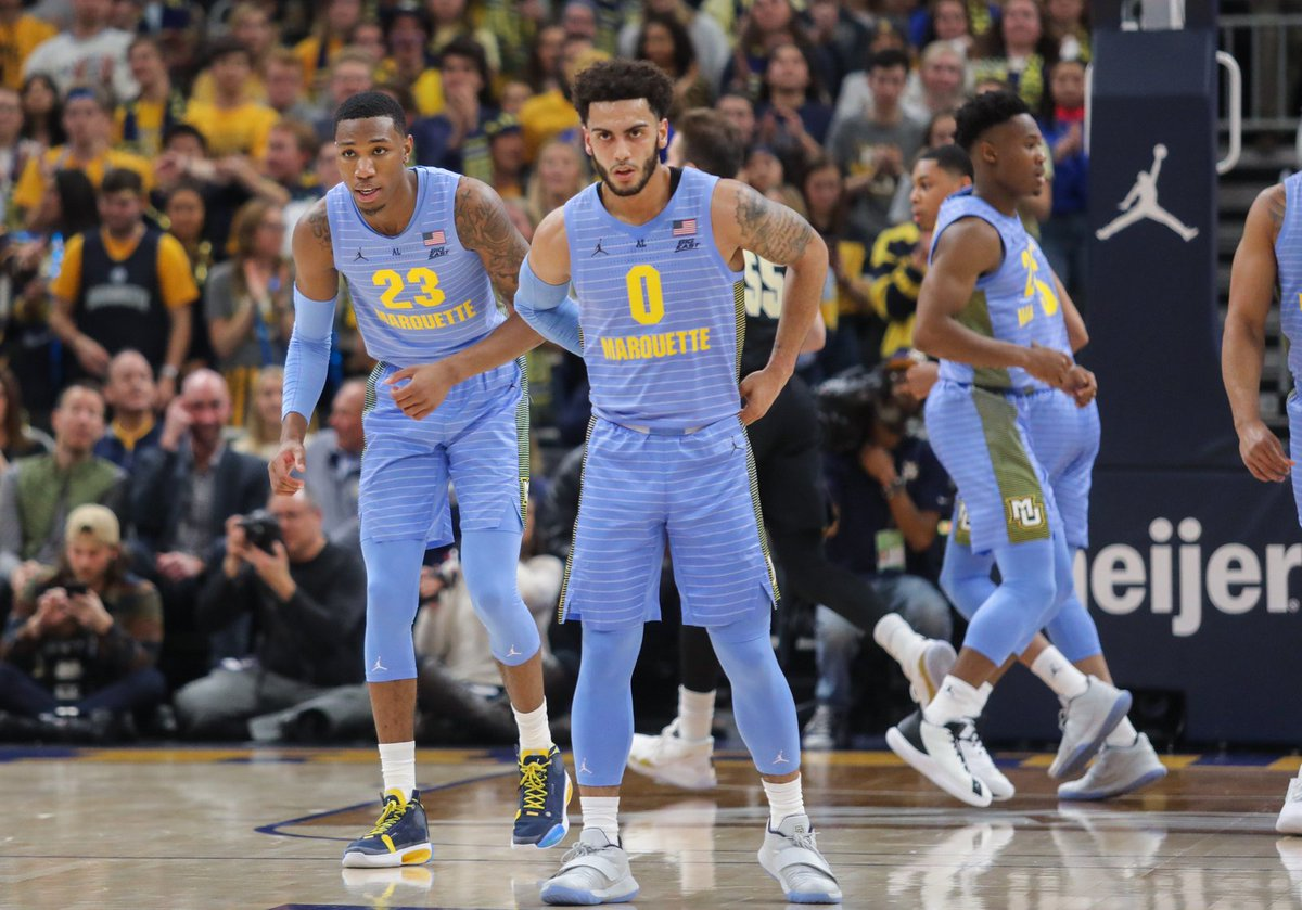 Final results from our 2019-20 jersey poll:  🏆🔵 takes the 👑 with 66.8 percent of the vote.   Stay tuned next week for the randomly selected fan winner of an authentic #mubb jersey. RT this and follow us to be entered to win. #WeAreMarquette https://t.co/8xQNT7HJaZ