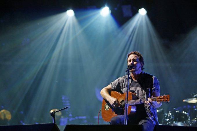 Eddie Vedder #TogetherAtHome