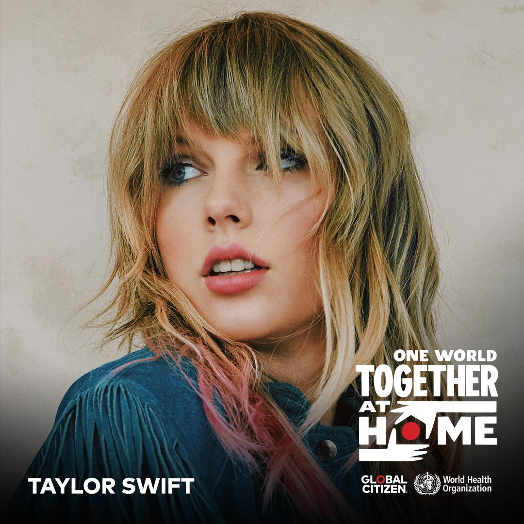 TONIGHT!! 💕 @glblctzn and @WHO are putting on an amazing event to help fight against #COVID19. Find out how you can watch: https://t.co/LoOmKqXjAm #TogetherAtHome https://t.co/BYvuGRGi6c