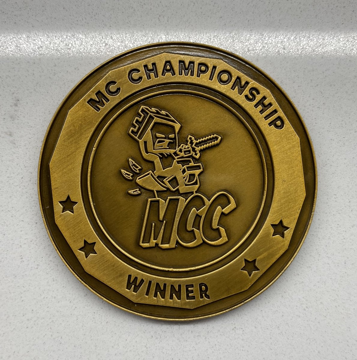 MCC is no longer just for the glory.  Look at these beauties that will be heading out to all of our winners 💪 https://t.co/TLvH8IFoT8