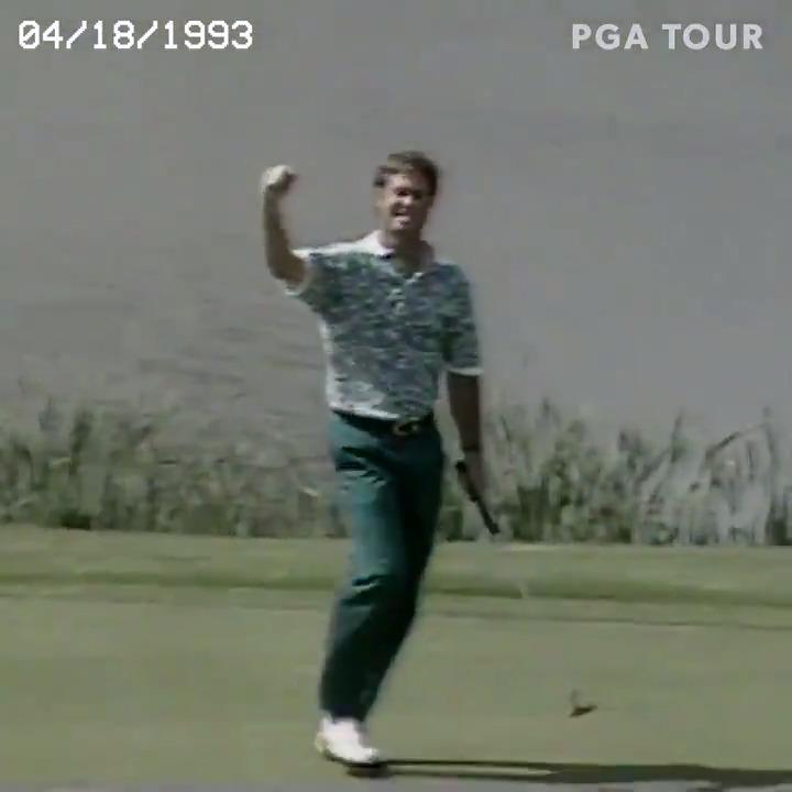 Our very own Sonny Skinner, PGA...