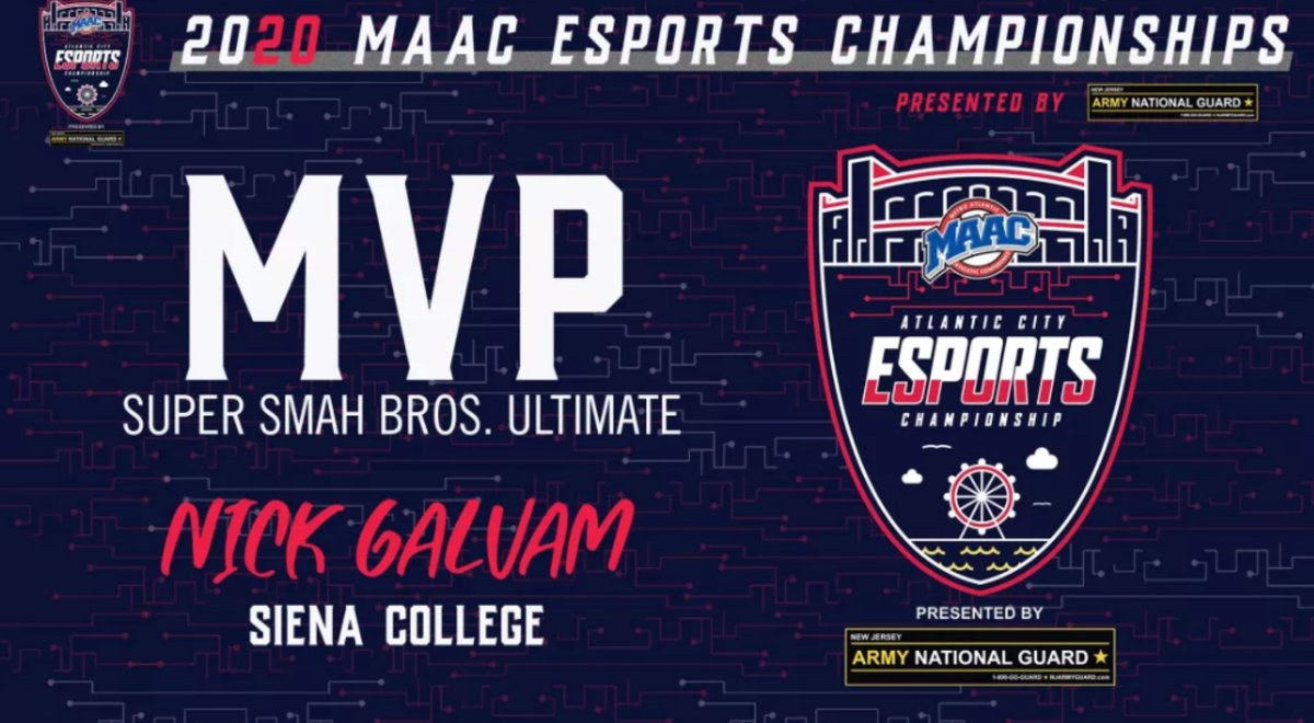Special shout-out to Nick 'Night' Galvam on his NJANG MVP performance!