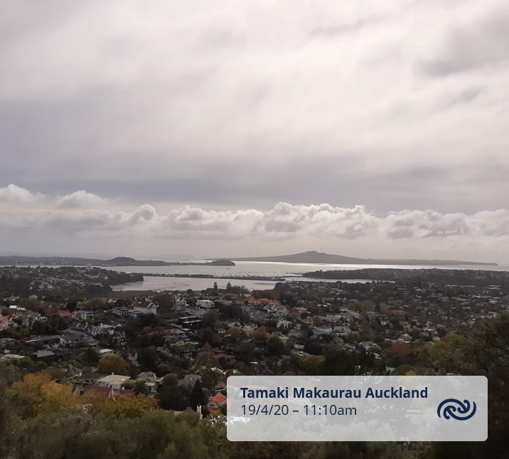 Hey Auckland: Looking pretty good out there today! Already 21 degrees and a touch humid for that bubble walk/run/bike today. All the details at bit.ly/AucklandWeather ^GG https://t.co/Czq1zQFOhg