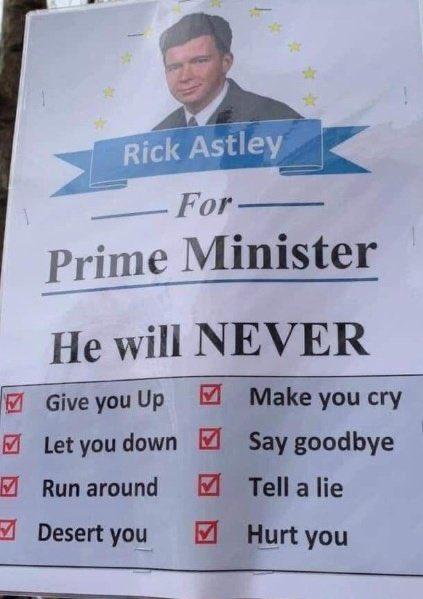 Best political platform ever https://t.co/CRbNFdQj4B