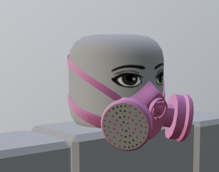 Ecoscratcher Egrscr On Twitter Attention All Roblox Etralis On Twitter Got Asked To Make A Mask And Make It Pink Sooo Roblox Robloxdev Robloxugc