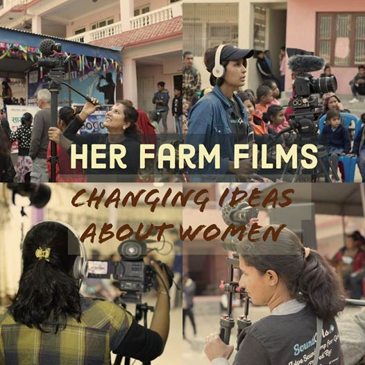 HER FARM FILMS : Looking to volunteer someplace where you can see real impact? If you know Photoshop, photography, filmmaking, and other media tools, like podcasts or radio, we need you. Bring your skills to Her Farm Nepal https://t.co/MDiDPIZPSr  #HerFarmFilms https://t.co/kdsGzTyuio