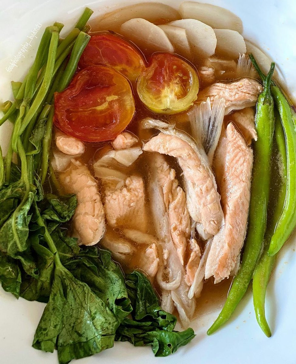 Tara Sa South On Twitter Sinigang Na Salmon Belly Foodphotography Bydonski