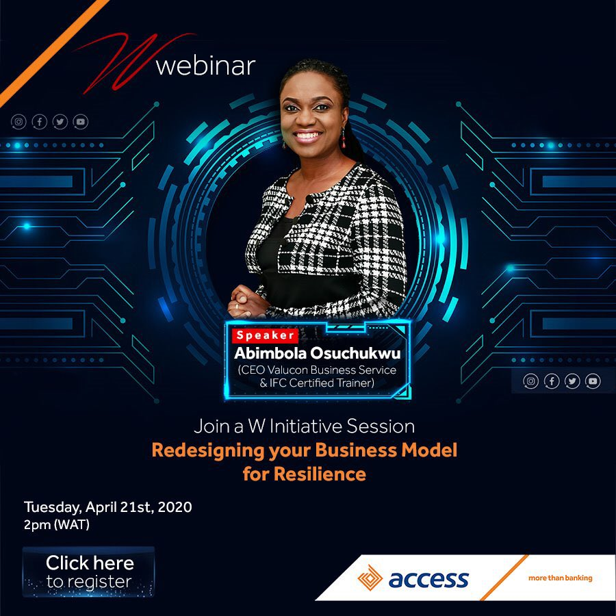 Have you registered for our next webinar? Trust us when we say, this is not the type to miss.