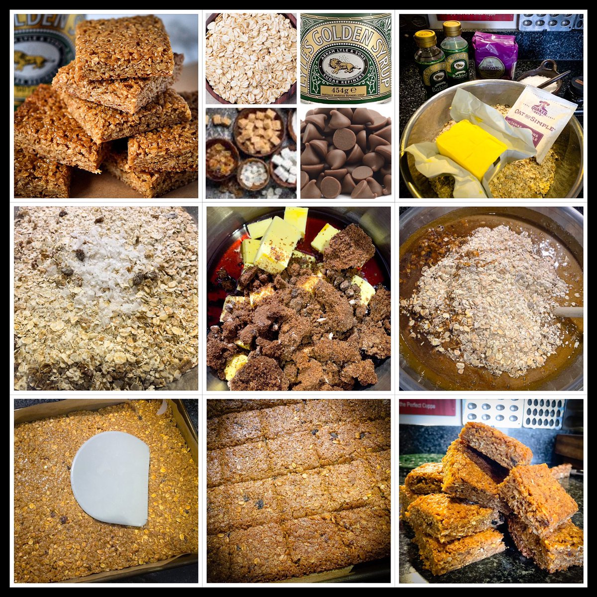 Over on @PrettySweetLon Facebook Page and @Claire_Clark Instagram page you will find #claireclark's #masterclass to the classic #flapjack! Get baking! #COVID19 #Lockdownextention #sundaybaking https://t.co/6GDUY89XS8
