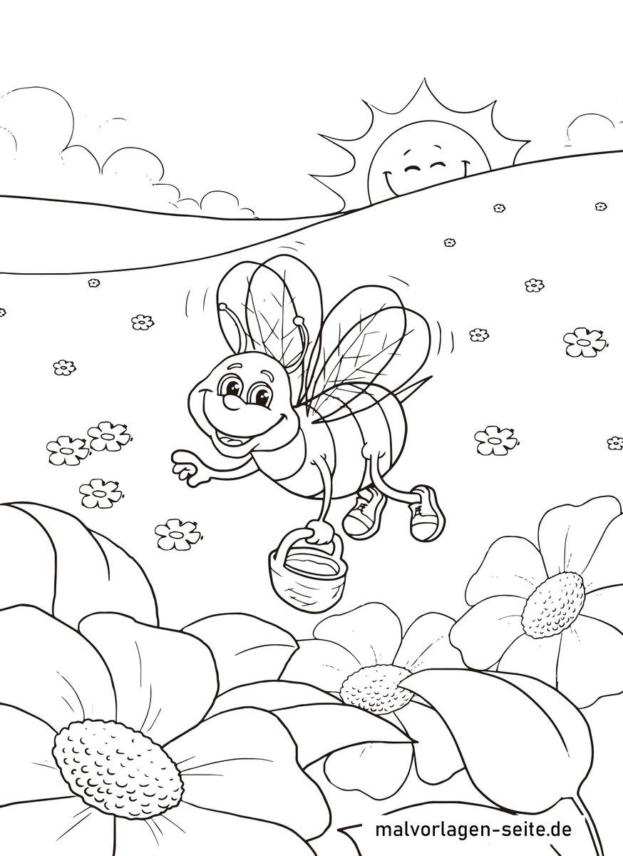 S B On Twitter Uberall Summt Es Wenn Es Anfangt Zu Bluhen Noch Dazu Sind Bienen So Wichtig Kostenlose Ausmalbilder Bienenhttps Malvorlagen Seite De Ausmalbilder Bienen Insekten Bienen Instekten Kinder Ausmalbilder Https T Co Iuzquz2zf7