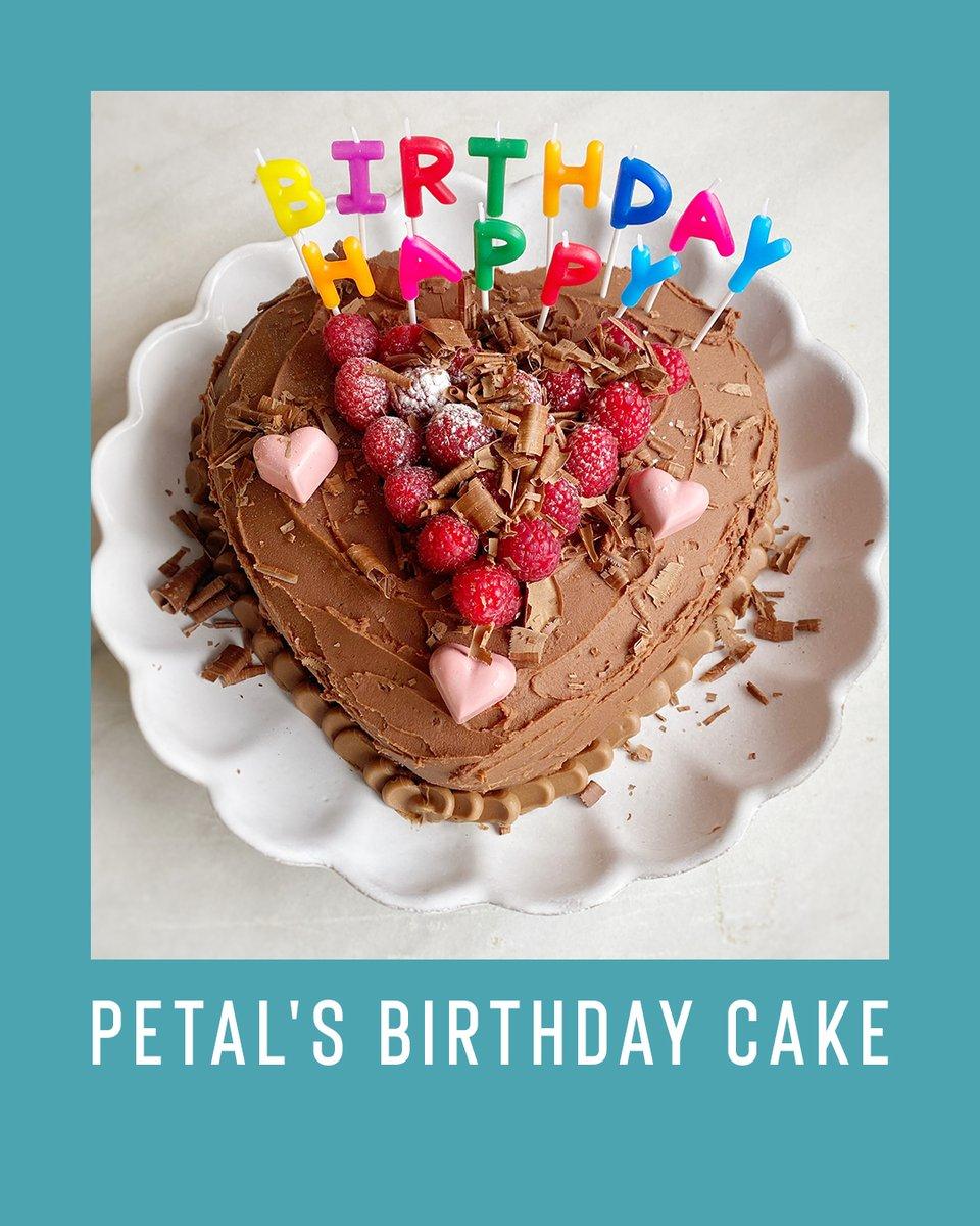 Prime Jamie Oliver On Twitter Petals Gluten Free Chocolate Birthday Funny Birthday Cards Online Kookostrdamsfinfo