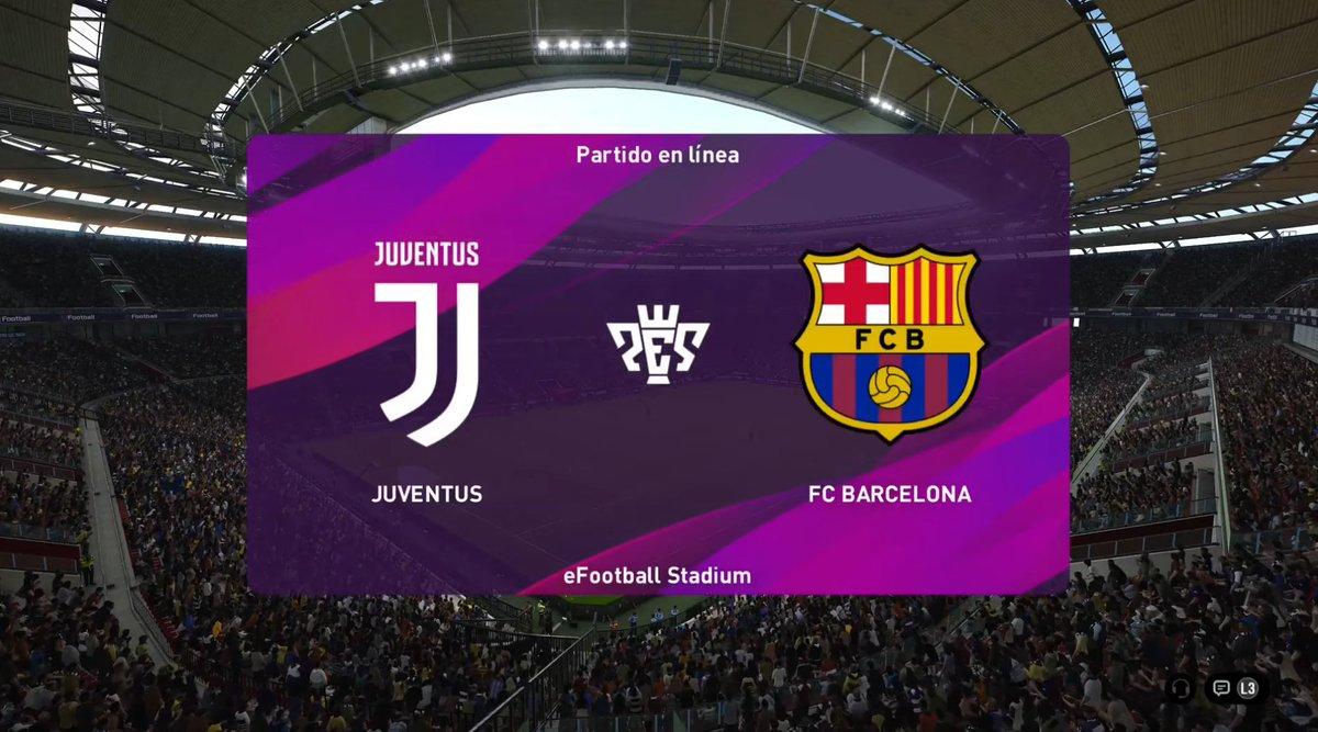 🚨 EN VIVO 🚨  ⚪️⚫️ Team Juventus 🆚 @FCBeSports  ➡️ http://juve.it/aiZ450z7OZU  #JUVEeSports @konami @officialpes @PESlatam