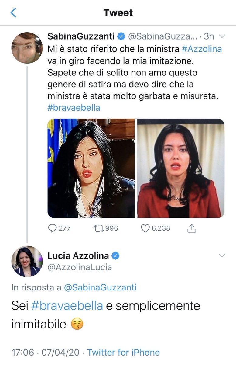 #Azzolina
