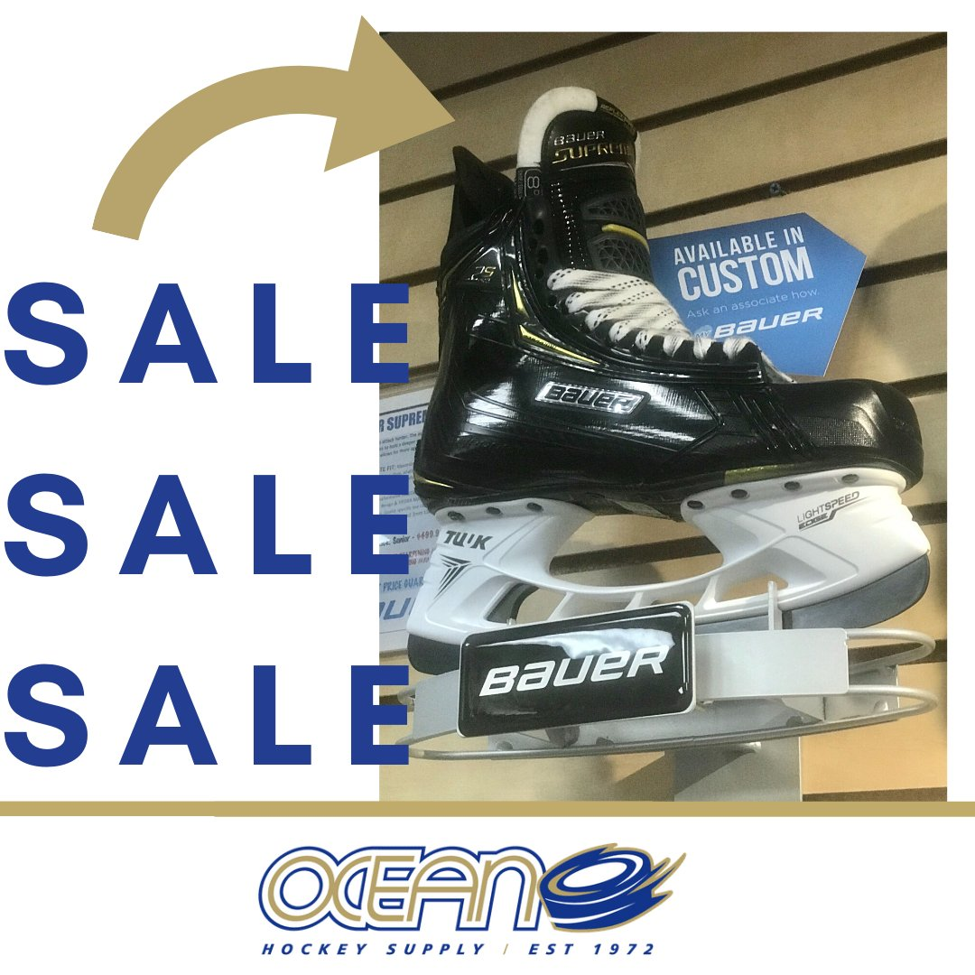 All Supreme Line Skate are   % off · Available online or curbside pickup    #curbside #sale #skates #supreme #bauer #online #pickup #hockey #proshop #supportlocalpic.twitter.com/Qi00E2lYPb