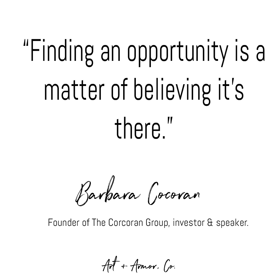 Finding an #opportunity is a matter of believing it's there.  ⠀ ⠀ And if you can't find the opportunities you're look for, create them. ⠀  #futureisfemale #bosswomen #strongertogether #femaleentrepreneur #quotesoftheday #QuarantineAndChill #mypandemicsurvivalplanpic.twitter.com/AK8DA74iR2