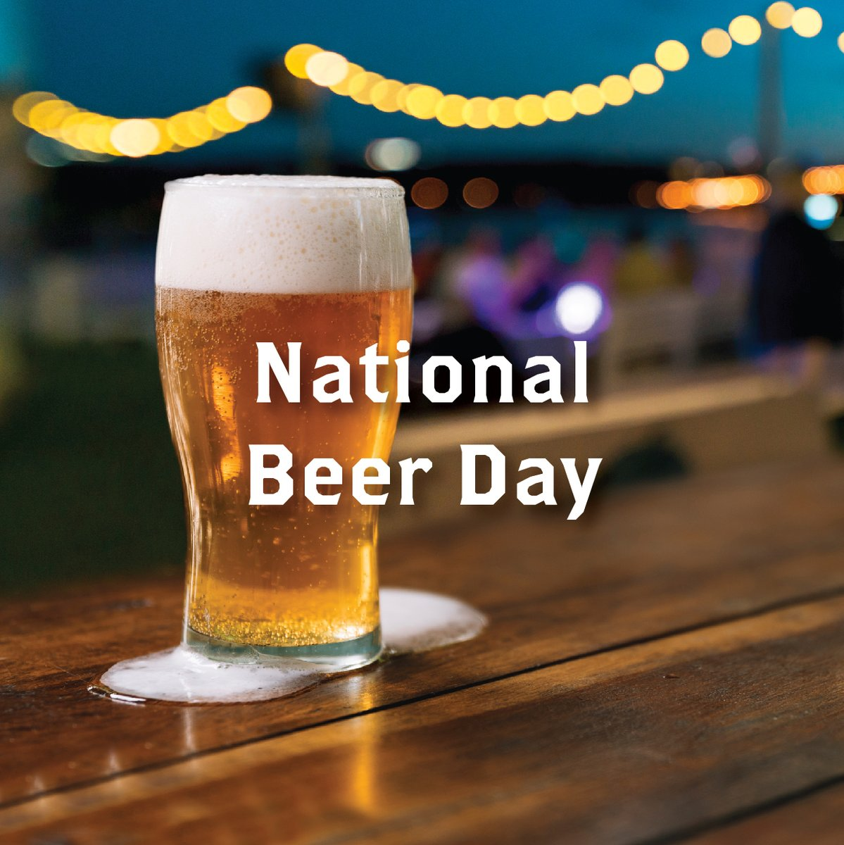 Proximity Malt On Twitter Happy National Beer Day Cheers To The Anniversary Of The End Of Prohibition In The U S Let S Celebrate To Today 87 Years Ago And Be Thankful We Live