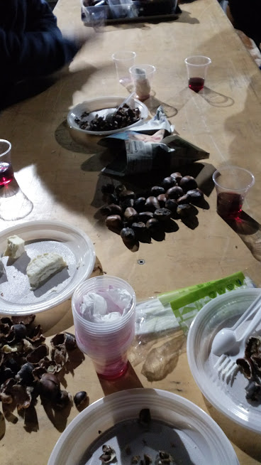 To all mourning a late #spring or #summer #holiday in #Marseillan, this may be the year you discover food / wine festivals in #autumn & #winter. Happy debris of savoured #wine, #mussels and #chestnut shells, #chocolate and #cheese on an October night of music and joy. #FeteduVin