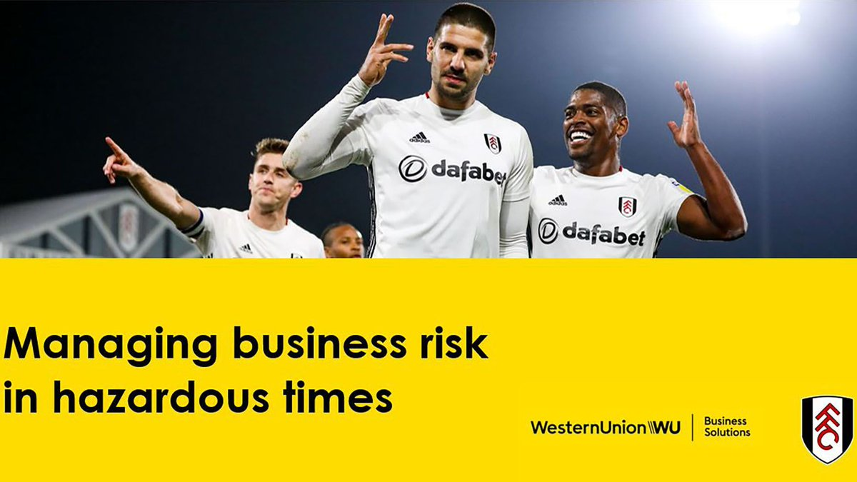 #DowntownDen update: During these uncertain times, @WUBusiness, alongside their partners, @FulhamFC and @OxfordEconomics, joined in a panel discussion to speak about the latest impacts on businesses and the economy. https://buff.ly/3bIcRQz
