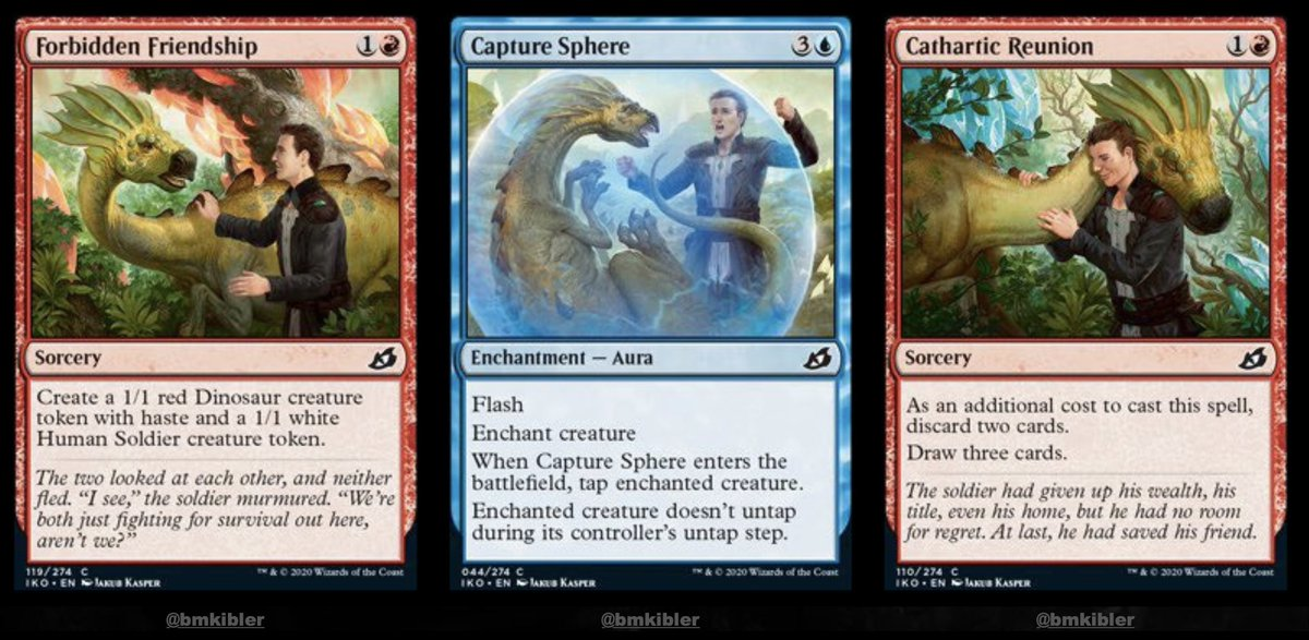 test Twitter Media - This sequence of cards is incredible. It's a story in three frames.   I'll tell you this, I'm buying these as prints and hanging them in that order on my wall. https://t.co/LKXrRVDhyE