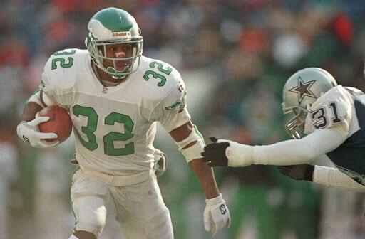 7 Apr, Happy @Eagles Birthday @RickyWatters- RB (95-97) Dominique Rodgers-Cromartie- CB (11-12) Chuck Gorecki- LB (87 Strike) Bill Lueck- G (75) #FlyEaglesFly #GoBirds #Birdgang #EaglesBday