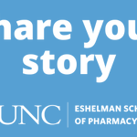 Image for the Tweet beginning: Our #UNCPharmacy community has been