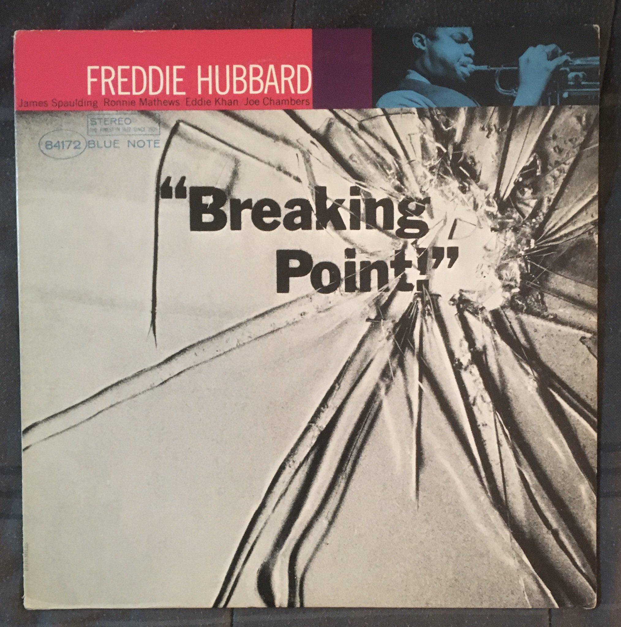 Happy birthday to Freddie Hubbard.